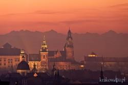 Kraków widok naTatry