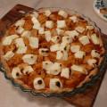 Tarta z kurczakiem, pomidorami i serem feta - przepis na rewelacyjny obiad