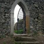 Brama zamku we Wleniu - Szlak Zamków Piastowskich