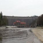 Zapora Pilchowice - Szlak Zamków Piastowskich