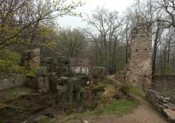 Zamek Bolczów - Szlak Zamków Piastowskich