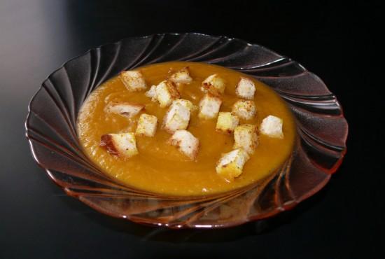 Zupa-krem zdyni