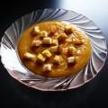 Kremowa zupa z dyni - lekka i sycąca!