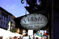 Presto - Pizzeria wŁodzi