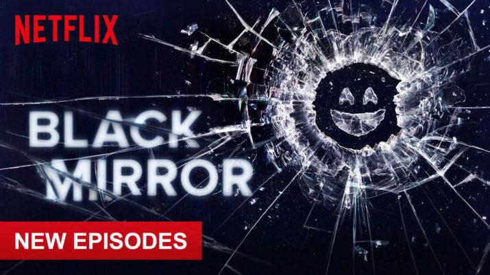 Seriale zNetflix - Black Mirror