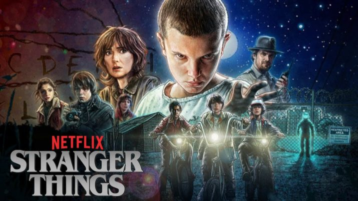 Seriale z Netflix - Stranger Things