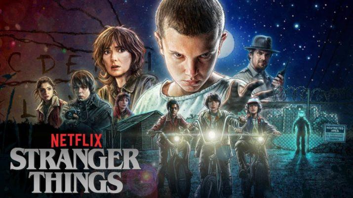 Seriale zNetflix - Stranger Things