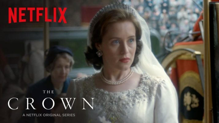 Seriale z Netflix - The Crown